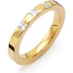 Flemming Uziel Signo Gold Ring (B061)