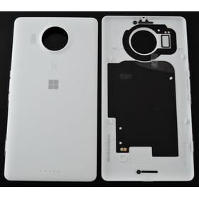 Microsoft Lumia 950 XL batterilucka - Vit