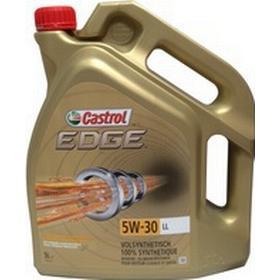 CASTROL Motorolja EDGE TITANIUM LL 5W30 - 5 Liter
