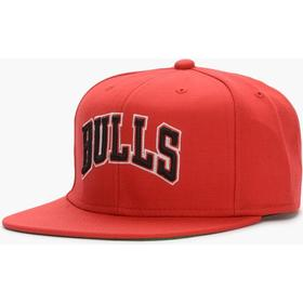 Mitchell & Ness Chicago Bulls Wool Solid 2 Snapback