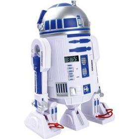 Legler Star Wars R2-D2 Alarm Clock with 3D Display