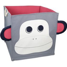 Svanhilde Meja Monkey Toy Box