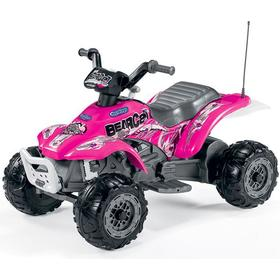 Peg Perego Corral Bearcat Pink 6 V