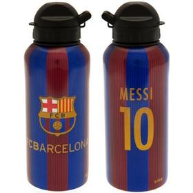 TFS Barcelona FC Aluminium Drinks Bottle 10. Messi