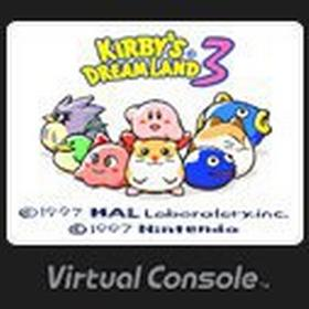 Nintendo Kirbys Dream Land 3
