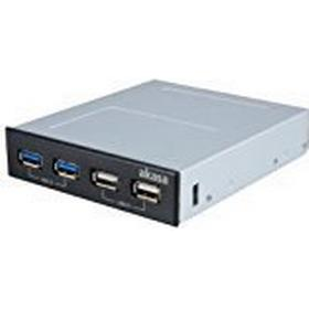 Akasa AK-ICR-12V3 4-Port USB 2.0/ USB 3.0/3.1 Intern
