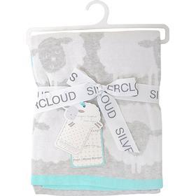 Silvercloud Nursery Counting Sheep Pram / Moses Blanket