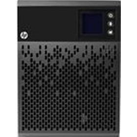 Hewlett Packard Enterprise HPE T1000 G4 - UPS - AC 220/230/240 V - 670 Watt - 1000 VA - RS-232, USB - utgångskontakter: 8 - för ProLiant DL360p Gen8, DL380 Gen9, DL580 Gen9, MicroServer Gen8, ML10 v2, ML110 Gen9