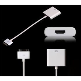 iPad till hdmi adapter