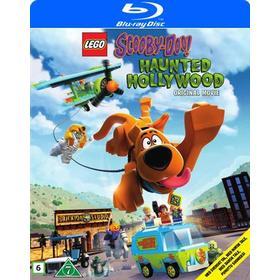 Lego Scooby-Doo: Haunted Hollywwod (Blu-ray) (Blu-Ray 2016)