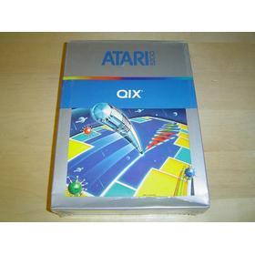 Atari 5200 - Qix, Nytt!