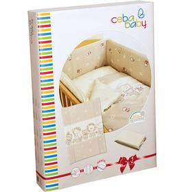 Ceba Baby Babypaket Djuren, Skötsel och bäddpaket 5 delar