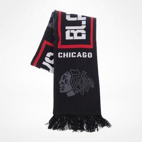 Reebok Chicago Blackhawks Oversized Scarf