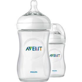 Philips Avent Natural Flaske 2 x 260 ml