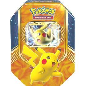 Pokémon Fall Tin 2016 Battle Heart Tin Pikachu EX