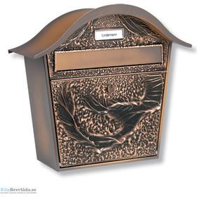 nostalgisk postlåda Roma
