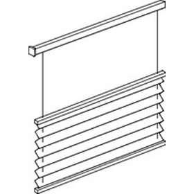 Storslåede Up down gardiner - Sammenlign priser hos PriceRunner RH64