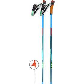 längd stavar längdskidor