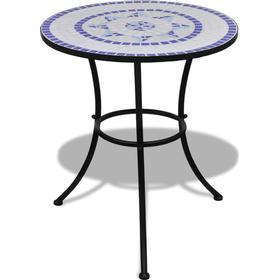 vidaXL Mosaik 41530 Cafébord