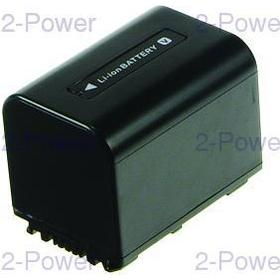 Videokamera Batteri Sony 7.2v 1620mAh (NP-FV70)