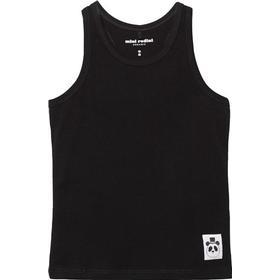 Mini Rodini Basic Tank - Black