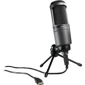 Audio Technica AT2020USB+ Upptagningsförmåga Cardioid