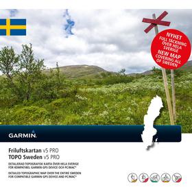 Garmin Friluftskartan Pro V5 Hela Sverige