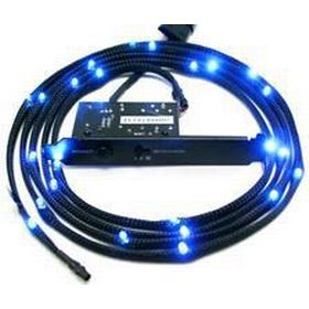 NZXT Sleeved LED Kit Cable 1M Blue