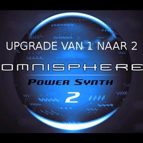 Spectrasonics Omnisphere uppgradering från 1 till 2