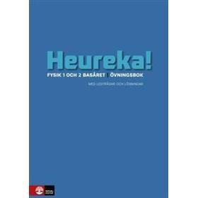 Heureka Fysik 1 och 2 Basåret Övningsbok (Häftad, 2016)