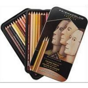 Premier Prismacolor Coloured Pencils 24-pack