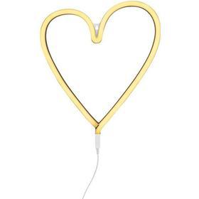 A Little Lovely Company Neon Style Light Heart