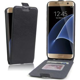 Musubo Læder Flip Cover Til Samsung Galaxy S7 Edge