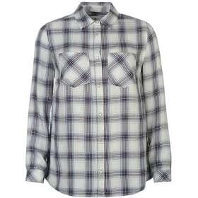 Rutig skjorta dam Damkläder - Jämför priser på PriceRunner ed60977371ecc