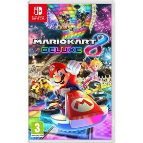 Mariokart 8 - Deluxe