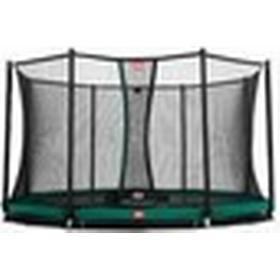 Berg Favorit InGround + Safety Net Comfort 380cm