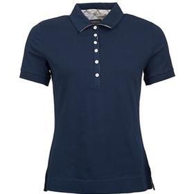 Barbour Golding Piké 10 Navy