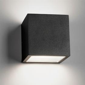 LIGHT-POINT Cube XL Up/Down Wall Lamp Væglampe, Udendørsbelysning