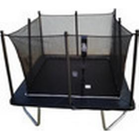 Outra Pro Series Trampoline + Net 336x336cm