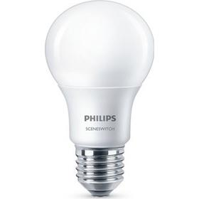 Philips LED Lyspære 8W/60W E27