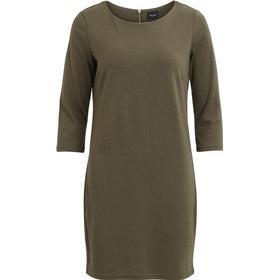 Vila Vitinny Simple Dress Green/Ivy Green