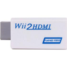 Wii HDMI adapter - Hvid