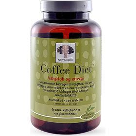 gröna kaffebönor bantning