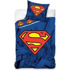 MCU Superman Logo Linens 2 in 1 Design