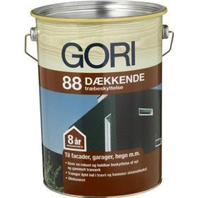 Gori 88 Træbeskyttelse Sort 5L