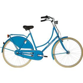 "Ortler Van Dyck Citybike Damer petroleumsgrøn 55 cm (28"") Citybikes Damer 2018"