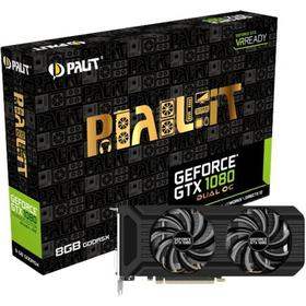 Palit Microsystems GeForce GTX 1080 Dual OC (NEB1080U15P2-1045D)
