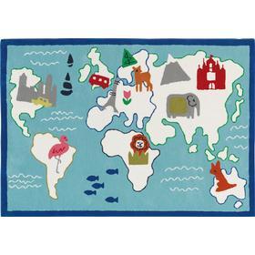 Designers Guild Around the World Matta