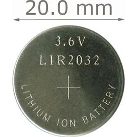 LIR2032 (1 stk.)