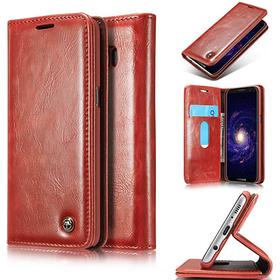 CaseMe Business Style Magnetic Flip Wallet Case (Galaxy S8)